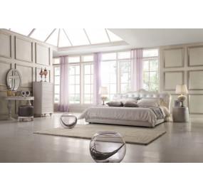 Кожаная кровать Татами 1157