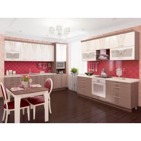 Афина-18 Кухонный гарнитур (ширина 280х200 см)