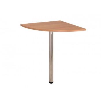 42.12 Рубин 42 Приставка для стола угловая